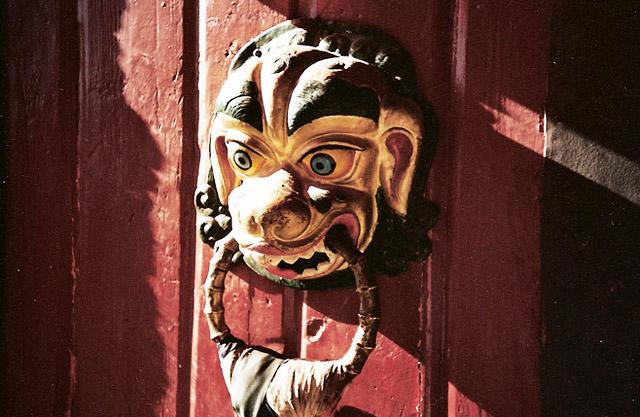 西藏的风土人情