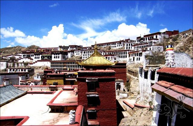 卡若遗址房屋建筑是藏族民居建筑的滥觞.
